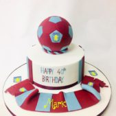 Football Happy 40th