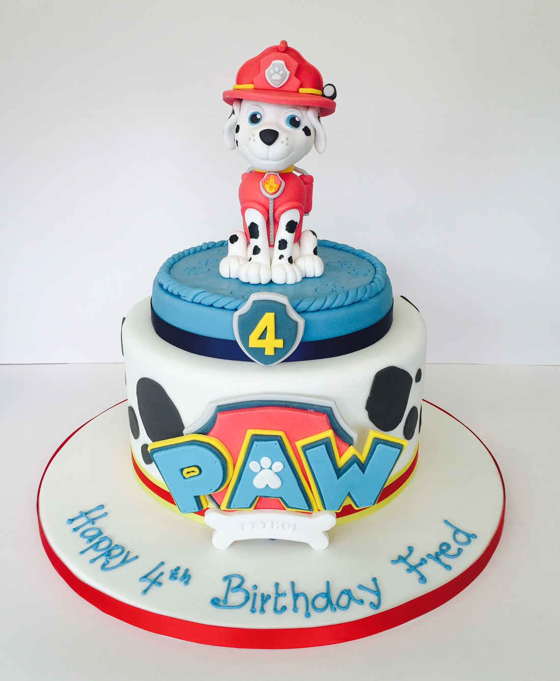 Climbing Themed Childrens Birthday Cakes