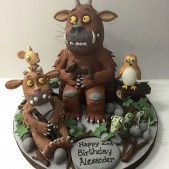Gruffalo birthday