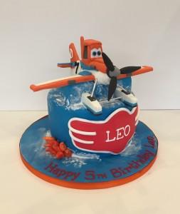 Dusty Crophopper birthday cake