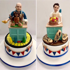 Great British Bake Off - Tom and James