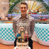 Great British Bake Off 2020 winners cake image
