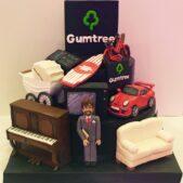 Gumtree cake