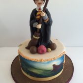Harry Potter Cake Image