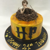 Harry Potter Cake Nest