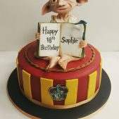 Harry Potter - Dobby Cake