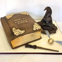 Harry Potter - Props Cake