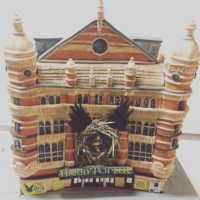 Harry Potter and the Cursed Child Corporate Cake