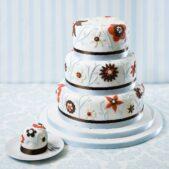 I heart noveau_Cakes by Robin_£675