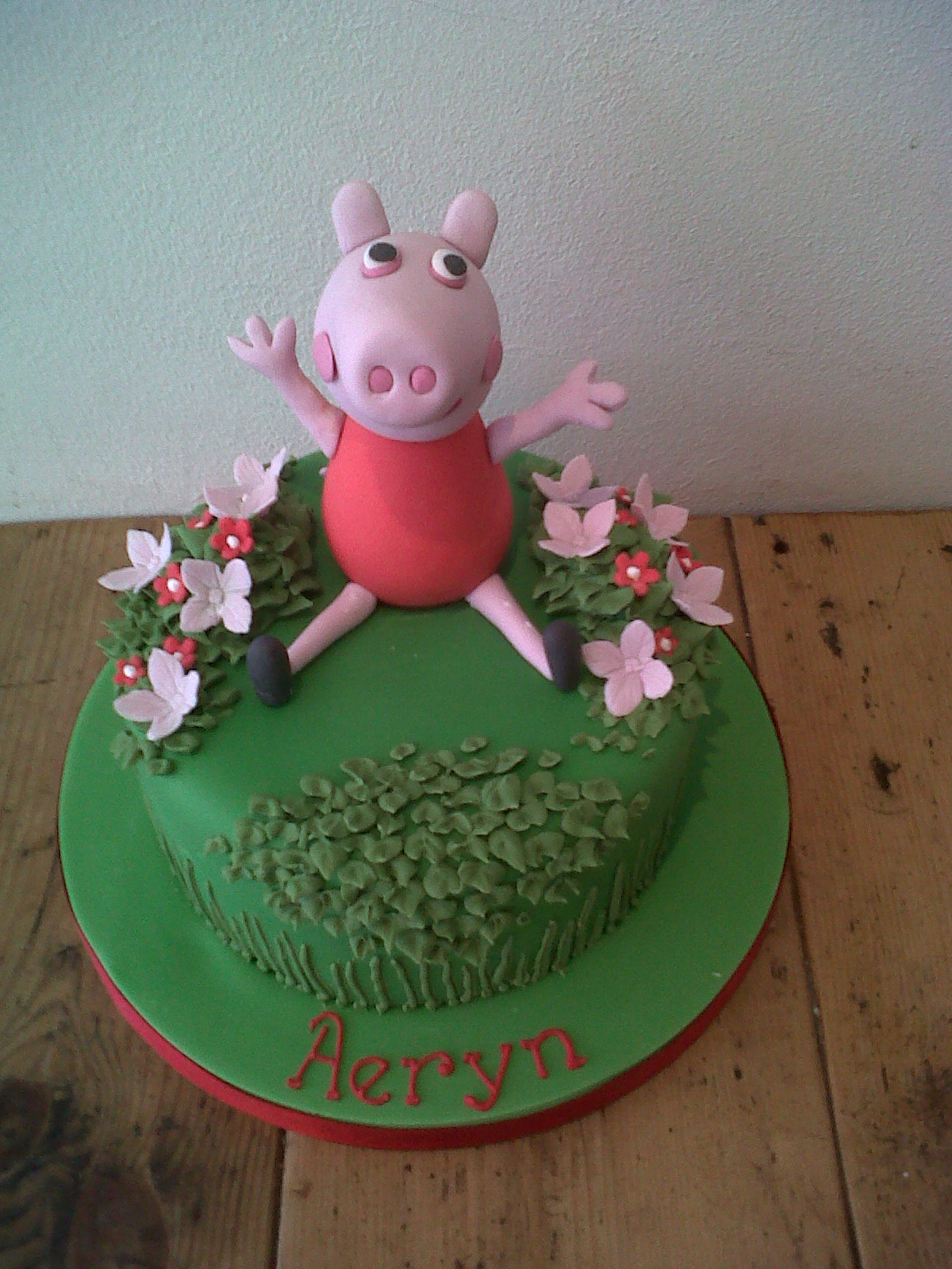Peppa Pig Cake Options Peppa Pig Birthday Cakes