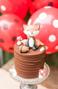 Woodland Party Fox