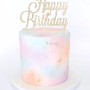 Budget cakes - Birthday cakes