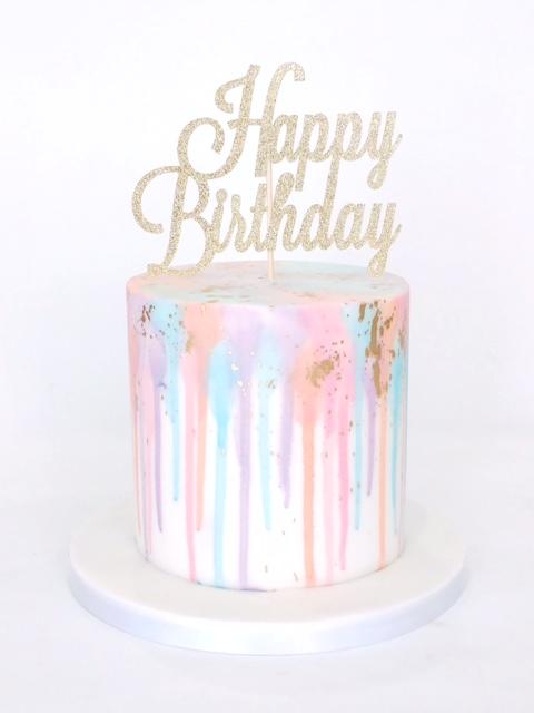 Budget birthday cakes
