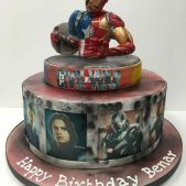 Iron Man – Cake