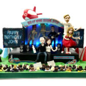 Isle of Wight Festival Cake