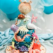 Nemo Themd Cake