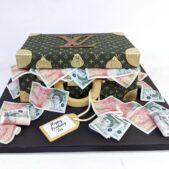LV Adult bday cake