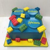 Lego Birthday Cake Cakes By Robin