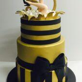 Legs cake