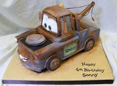 Swell Lightening Mcqueen And Cars Birthday Cakes Cakes By Robin Funny Birthday Cards Online Alyptdamsfinfo
