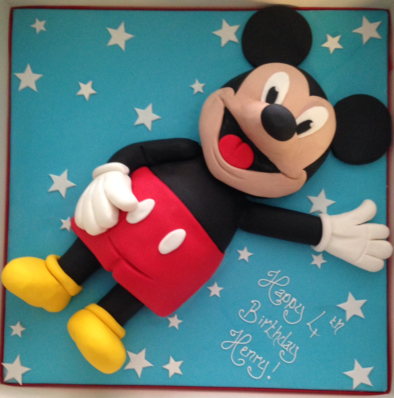 Wondrous Mickey Mouse Birthday Cakes Minnie Mouse Birthday Cakes Funny Birthday Cards Online Fluifree Goldxyz
