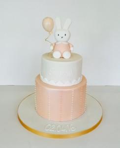 Miffy birthday cake