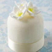 Miniature blossom cake £9.50 each
