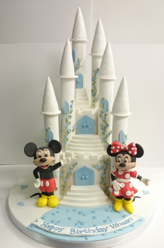 Excellent Disney Birthday Cakes Cakes By Robin Personalised Birthday Cards Paralily Jamesorg