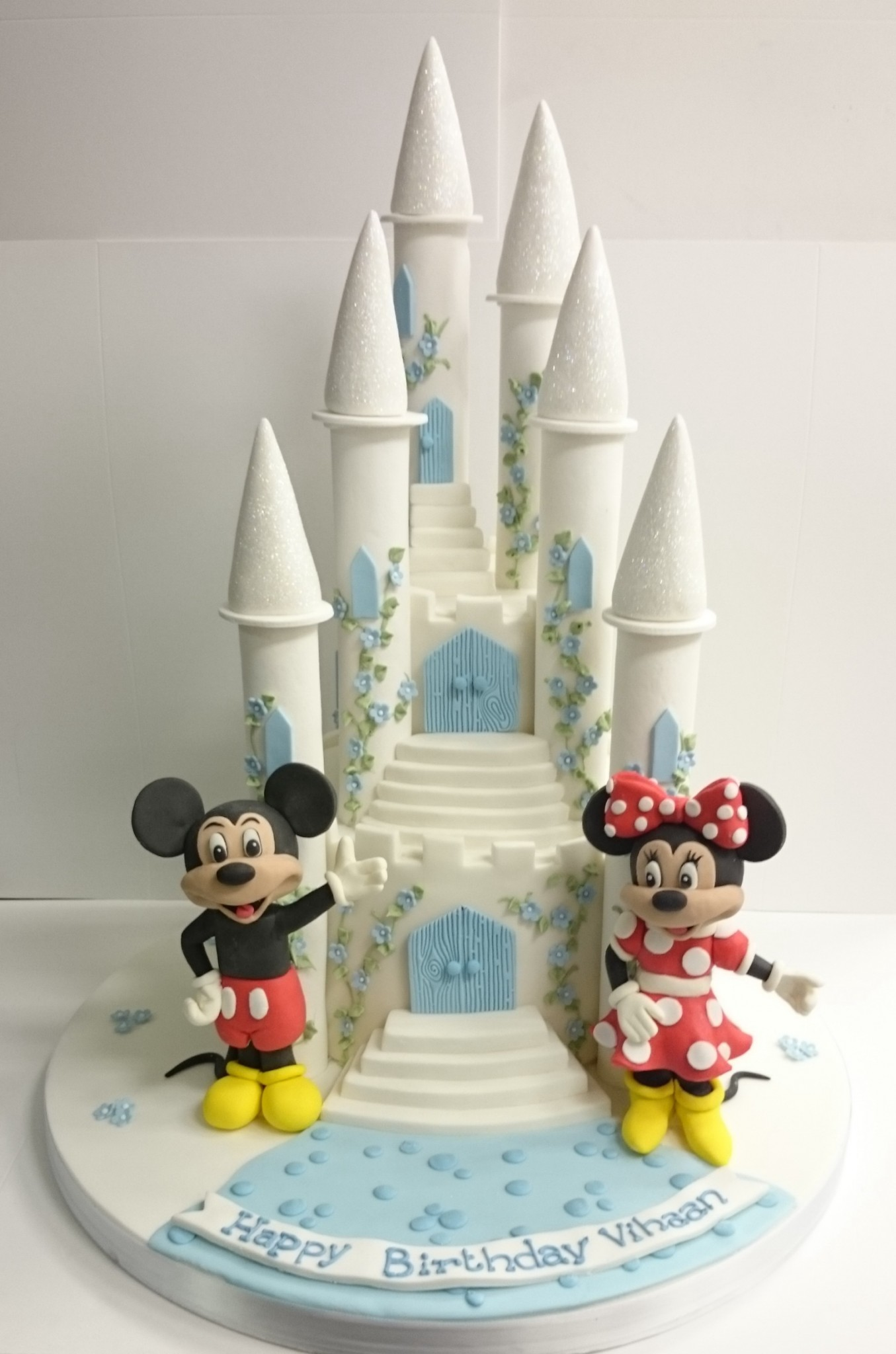 Disney Birthday Cakes Cakes By Robin