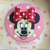 Minnie head