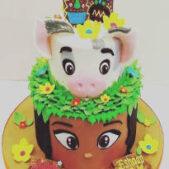 Moana Cakes by Robin Image
