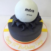 Childrens Sports Birthday Cakes Cakes By Robin