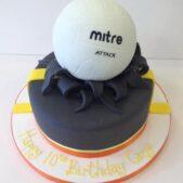 Netball cake