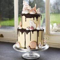 No Foundant Cake