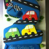 No. 2 cake