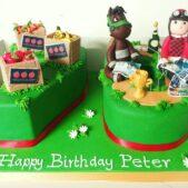 number-jockey-cake