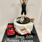 Pasttime Cakes 1 – Happy Birthday Stefano