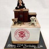 Pastime Cakes 6 – Happy Birthday Lea
