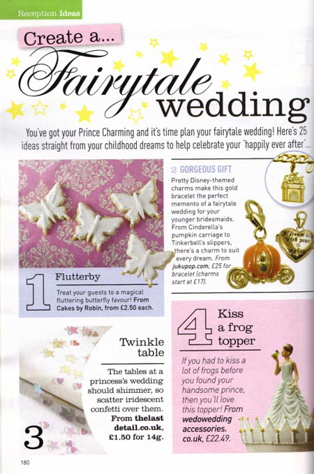 Perfect Wedding Magazine January 2010
