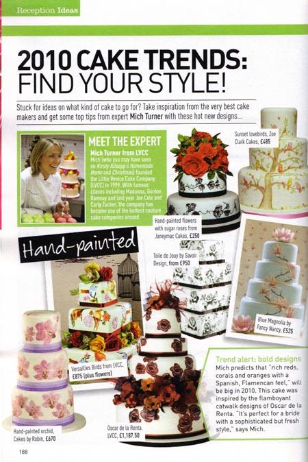 Perfect Wedding Magazine January 2010