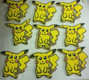 Pikachu cake pokemon birthday cake