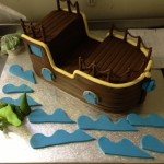 Pirate ship creation
