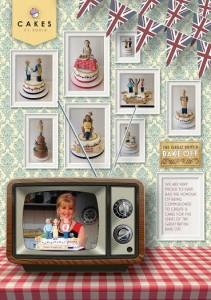 Great British Bake Off cakes