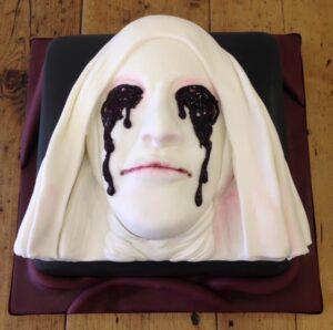 Film promotion cake