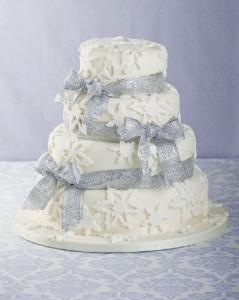 Snow Queen cake £575