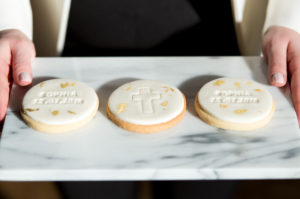 Sophia's Baptism cakes image 3