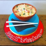 Special Fried Rice cake
