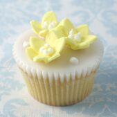 Spring blossom cupcake £4.50 each