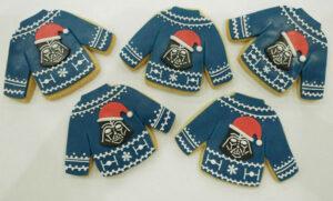 Starwars - Christmas cookies