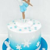 Sugar Model People Cakes – Happy Birthday